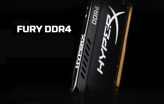 """Resultado de imagen para Memorias Kingston HyperX Fury DDR4 2666Mhz"""""""