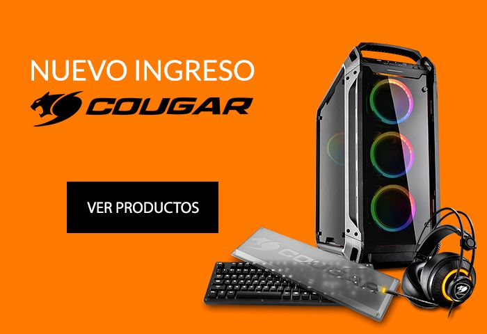 Productos Cougar