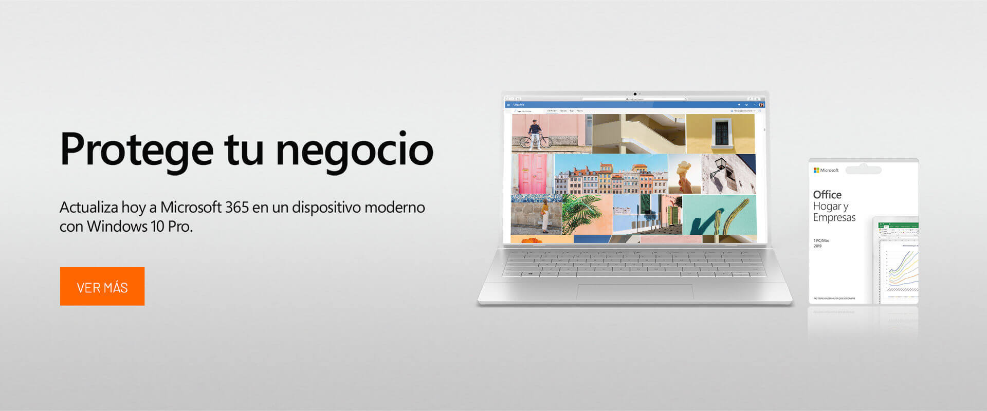 Aprovecha Microsoft 365 con dispositivos windows 10