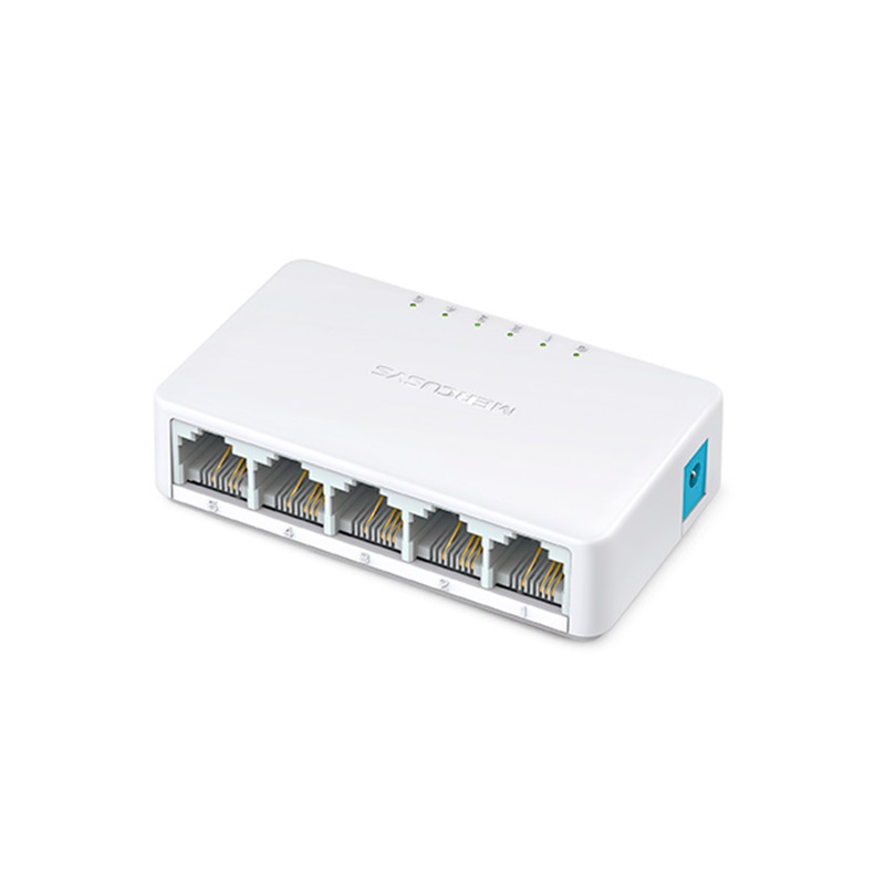 Switch Mercusys MS105 5-Puertos 10/100Mbps
