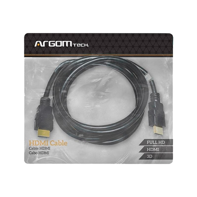 Cable HDMI 10FT Argom 3 metros ARG-CB-1875