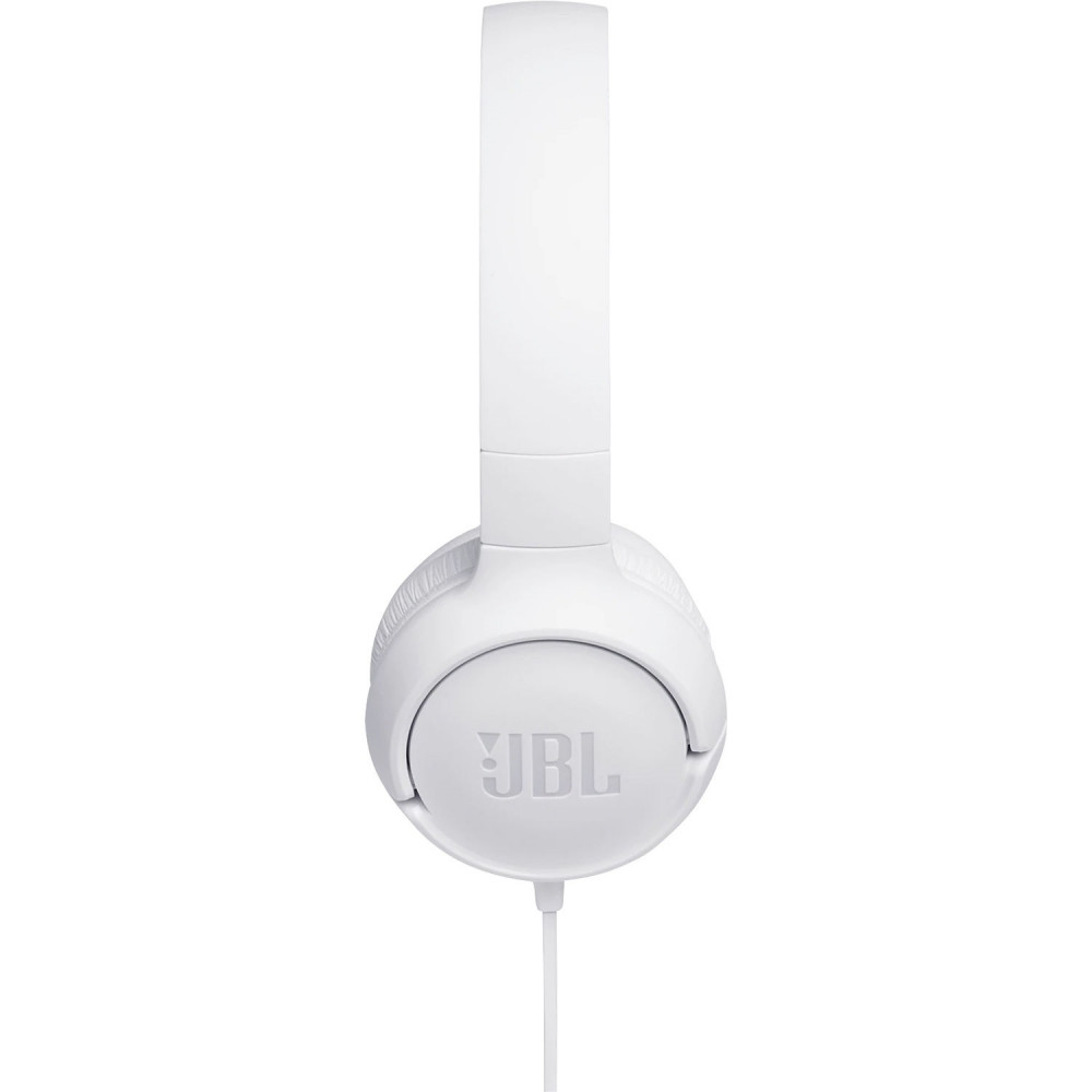 Audifonos JBL 3.5mm tipo Headset Tune 500 Blancos
