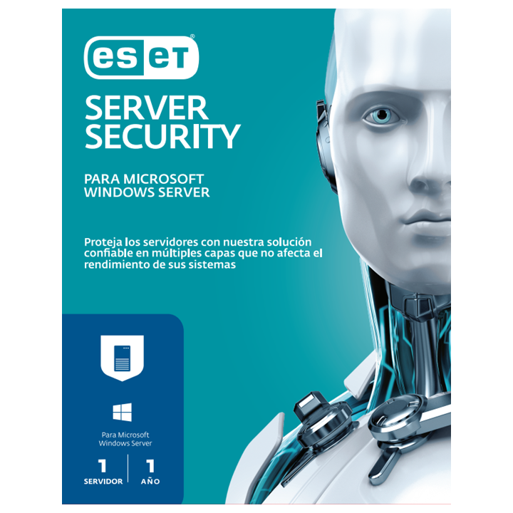 Licencia Eset File Security 1 Servidor 1 Año