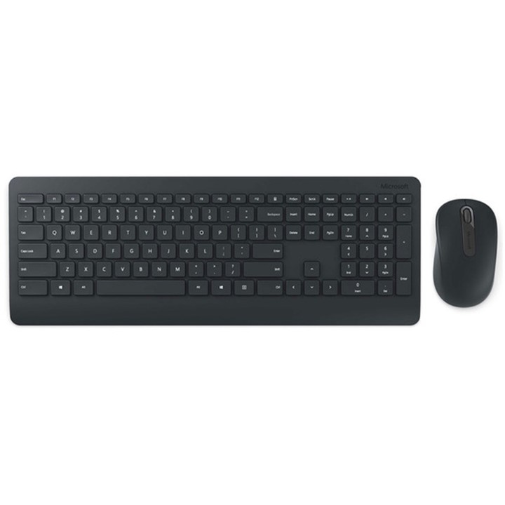 Teclado y mouse microsoft USB Wireless Desktop 900