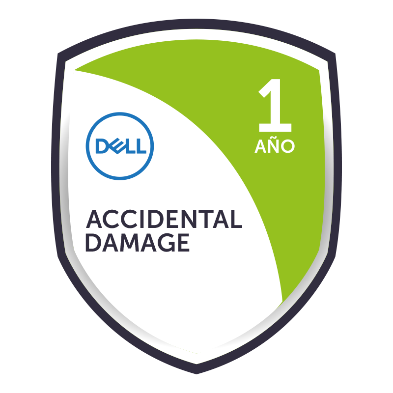 Garantía por 1 año Accidental  Damage para Laptop Dell Inspiron 3467