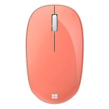 Mouse Bluetooth Microsoft Liaoning Óptico 1000 DPI Melocotón